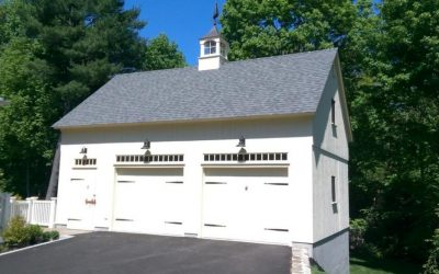 Custom Garages Mansfield CT