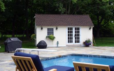 Pool Houses Hebron CT