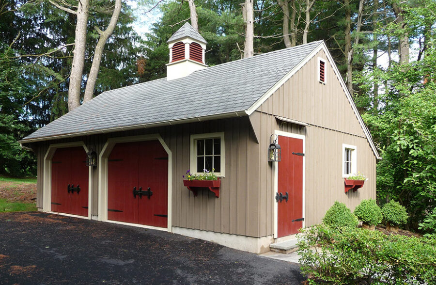 Custom Garages Glastonbury CT