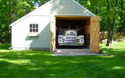 Post & Beam Garages Brookfield CT