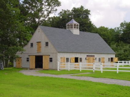 gentlemans horse barn
