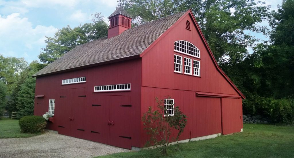 Post and Beam Barn Kits for Sale