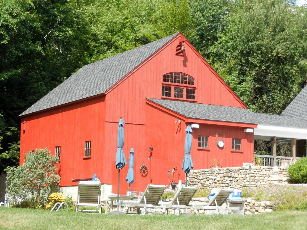 Post and Beam Barn Homes