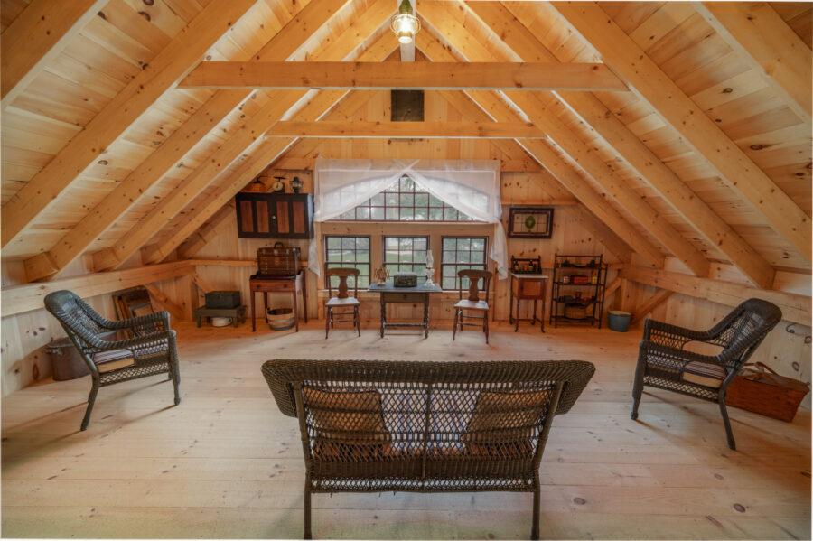 timber frame barn kits for sale