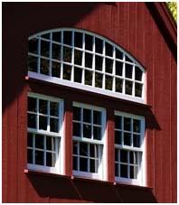 windows and window sills