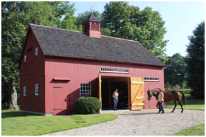 barn uses
