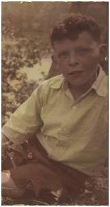 Roger childhood